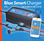 Blue Power Multistep Chargers - IP65 With Bluetooth Connectivity