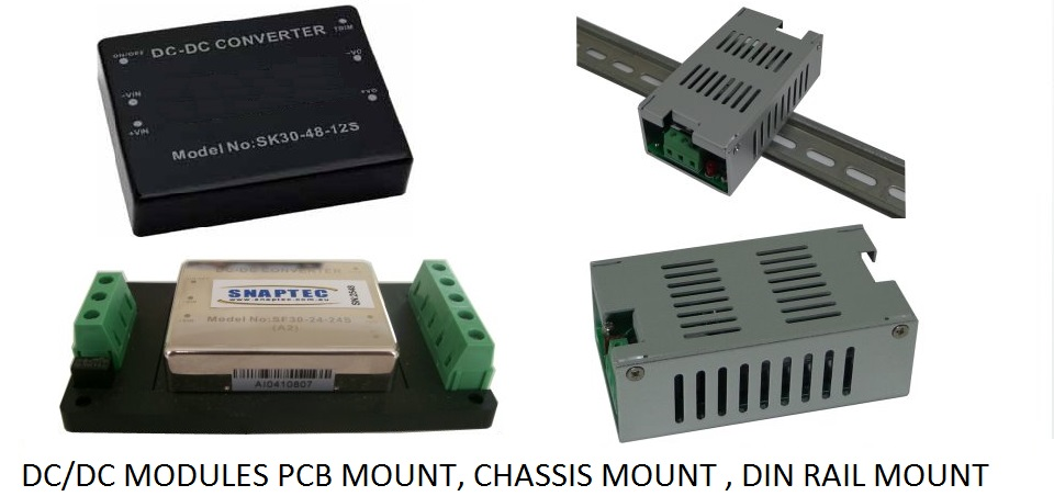 DC/DC Power modules