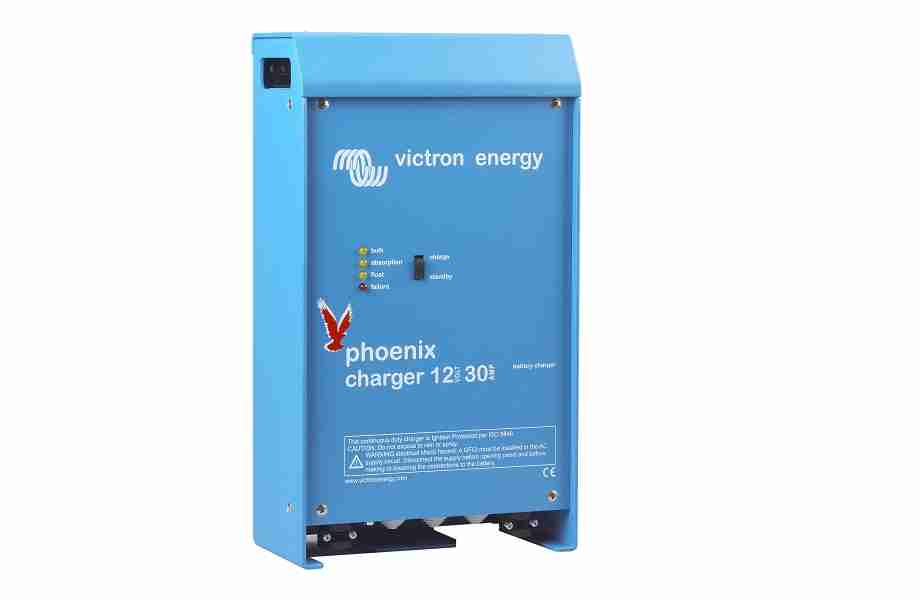 Phoenix Series Multistep Battery Chargers